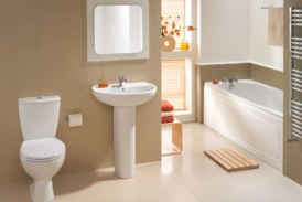 Geberit introduces new Twyford range extensions in affordable housing sector