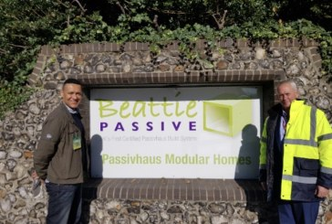 Beattie Passive undergoes significant factory expansion to greatly ramp up capacity