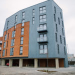 Tata Steel   A1 rated cladding specified for Portsmouth residential scheme