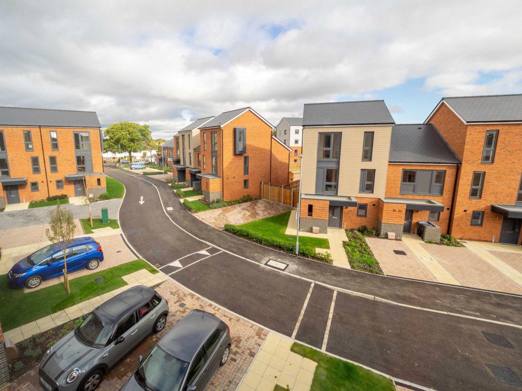 Dacorum Borough Council's new homes in Hemel Hempstead