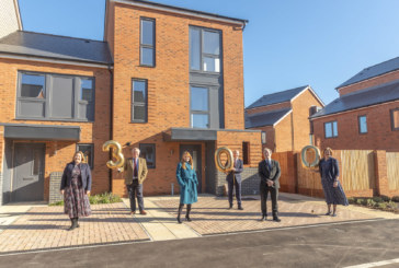 From zero to 300: Dacorum builds new council homes for the next generation