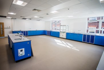Works complete on phase two of £3.9m King Edward VI School renovation