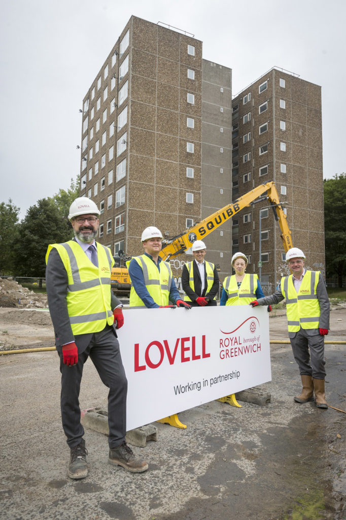 How Lovell has re-mobilised to take on the challenges of COVID