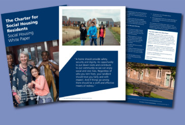 Sector responds to the new Social Housing White Paper