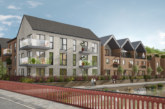 Work begins on 300 new homes at Waterside, Leicester