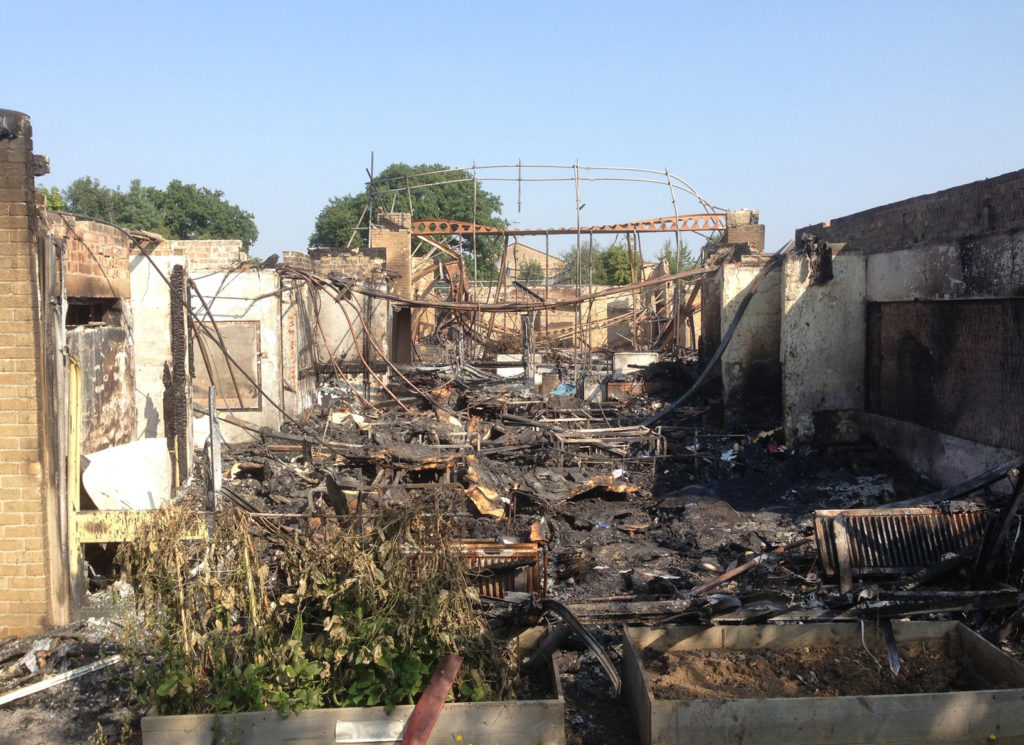 Zurich Municipal research into fires in schools