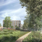 Work underway on all phases of 270 new affordable homes at Littlemore Park, Oxford
