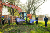 Construction begins on 73 new council homes in Stonebridge