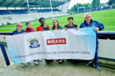 A Leeds partnership that gives back to the community