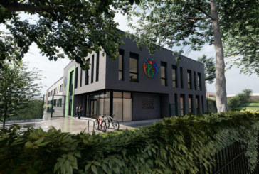 Works begin on pivotal build of West Midlands SEND school