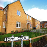 Families move into new council homes in time for Christmas