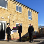 103rd new council property marks completion of B@Home partnership