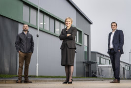 Modular builder CoreHaus establishes first UK manufacturing site