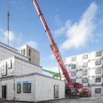 Premier Modular completes apartment installation for £9m emergency housing scheme