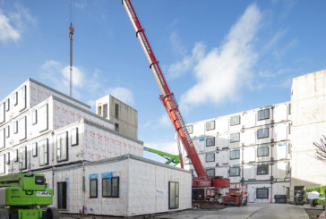 Premier Modular completes apartment installation for £9m emergency housing scheme