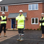 Much-needed affordable homes in Skegness on schedule