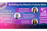 Housing Associations – Building Scotland's Future Now