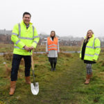 Real regeneration to transform derelict site into homes