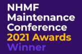 Double win for Ian Williams at National Housing Maintenance Forum Awards 2021