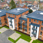 Residents move into new affordable homes in High Wycombe