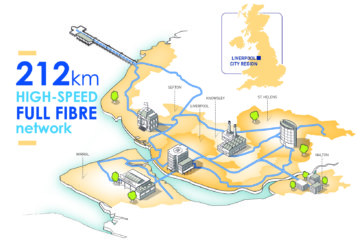 NGE announces successful bid with Liverpool City Region for a high speed full fibre network