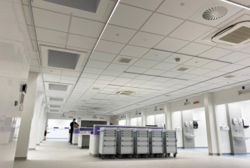 Morgan Sindall Construction to harness modern methods of construction on major hospital upgrade