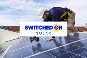 Switched On Solar to help residents install solar panels on homes