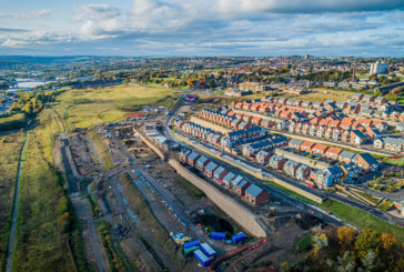 New dawn at The Rise development in Newcastle