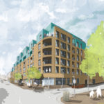 Construction underway at Woodgrange Road, Newham to deliver new affordable homes