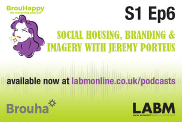 The BrouHappy housing podcast, S1 Ep6 | Social Housing – branding and imagery with Jeremy Porteus