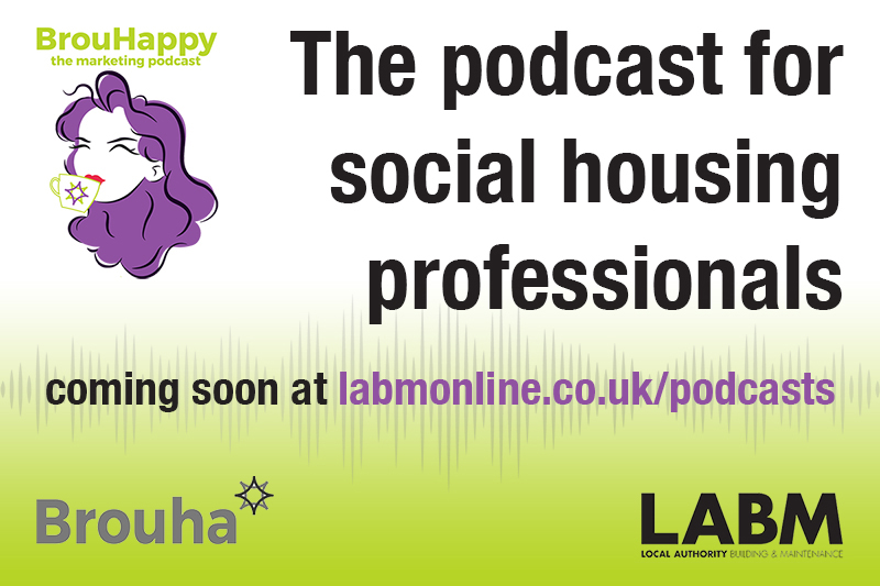The BrouHappy housing podcast… coming soon!