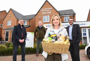 Regeneration specialist hands over 2,000th property