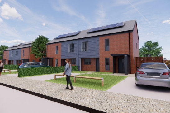 BTP Architects | Reducing carbon emissions in new properties