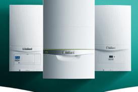 Best in class SAP efficiency ratings for Vaillant's combi boiler range