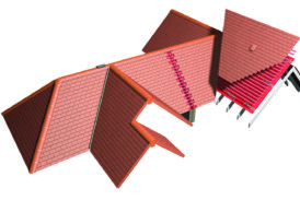 Marley launches easy-to-install roof fire barrier