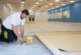 F. Ball & Co | Textbook flooring installations