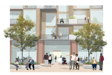 Mixed-use urban intensification is the key to designing better living for older people, says BDP