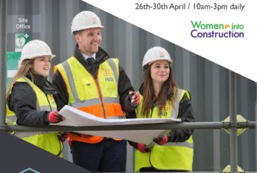 Virtual Work Experience Week open to women in Cambridgeshire to gain an insight into the construction industry