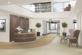Customised floors and walls from Altro | The ultimate design freedom