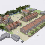 Plans to build 40 modular homes gets the go-ahead