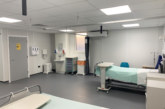 Premier Modular delivers £1.7m ward building at North Middlesex Hospital after just six weeks on site