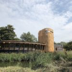Sustainable wildlife centre opens in 26-mile-long Essex country park