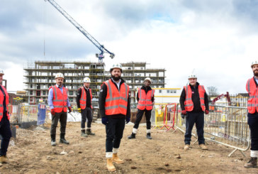 Willmott Dixon to deliver a further 382 homes in Barking estate transformation