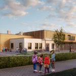 Ground breaks on new Abbey Farm Educate Together Primary School in Swindon