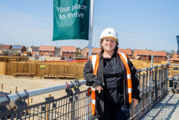 Orbit Homes appoints first female assistant site manager