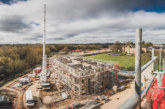 Catalyst tops out the first phase of 270 new homes at Littlemore Park, Oxford