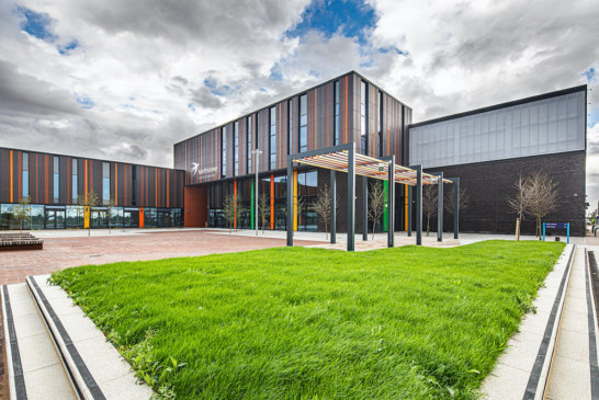 Stora Enso helps to accelerate sustainable schools from concept to reality