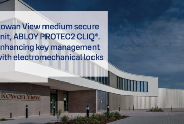 Partnership provides complete security solution to a medium secure unit