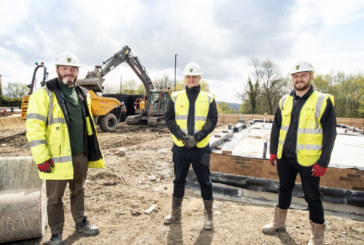 Work starts on final site to create 199 affordable homes in Newcastle
