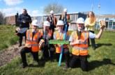 Building materials start 'cabin fervour'